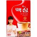 【Maxim】 オリジナルコーヒーミックス100本(赤)/韓国コーヒー