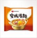 【農心】安城湯麺 アンソンタンミョン 125g×5袋